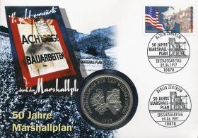 B-1056 • 50 Jahre Marshallplan
