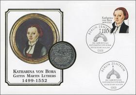 B-1206 • Katharina von Bora-Gattin Martin Luthers