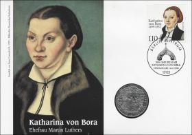 B-1208 • Katharina v. Bora-Ehefrau Martin Luthers