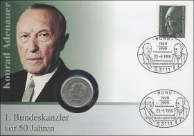 B-1239 • Konrad Adenauer