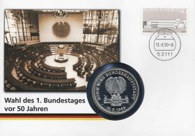 B-1256 • Wahl des 1. Bundestages