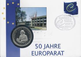 B-1267 • 50 Jahre Europarat