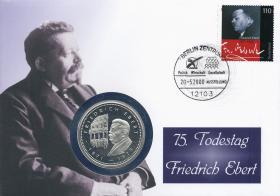 B-1322 • 75. Todestag Friedrich Ebert
