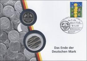 B-1381 • Ende der Deutschen Mark