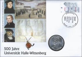 B-1451 • 500 J. Uni Halle-Wittenberg