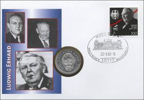 B-1454 • Ludwig Erhard