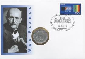 B-1456 • Max Planck
