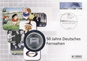 B-1473 • 50 Jahre Deutsches Fernsehen