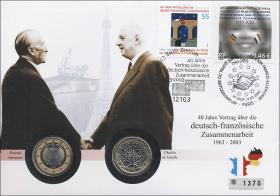 B-1481 • 40 J. Dt.-Franz. Zusammenarbeit