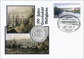 B-1523 • 150 Jahre Enzviadukt Bietigheim