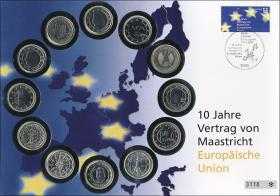 B-1529 • 10 Jahre Vertrag von Maastricht