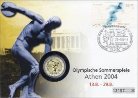 B-1539.b • Olympische Sommerspiele Athen 2004
