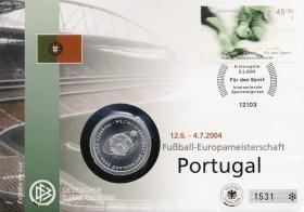 B-1541 • Fußball-EM Portugal