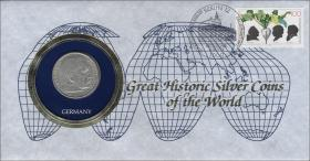 B-N.0494 • Great Historic Silver Coins of the World