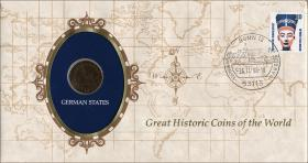 B-1186N • Great Historic Coins of the World