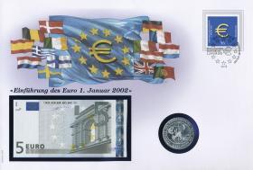 B-N.1427 • Einführung des Euro 1.1.2002 >Großformat