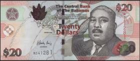 Bahamas P.74 20 Dollars 2006 (1)