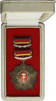 B.0004e Vaterländischer Verdienst-Orden - Silber