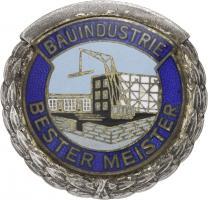 B.0066/01a Bester Meister Bauindustrie