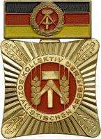 B.0079f Kollektiv der sozialistischen Arbeit
