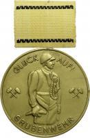 B.0122e Für Verdienste um das Grubenrettungswesen