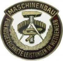 B.0127/15 Ausg. Leistungen Maschinenbau