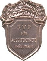 B.0134b Leistungsabzeichen Kasernierte Volkspolizei