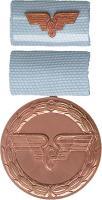 B.0159f Treue-Dienst-Medaille Reichsbahn Bronze