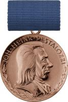 B.0162 Pestalozzi-Medaille Bronze
