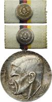 B.0177f Dr. Theodor Neubauer Medaille - Silber