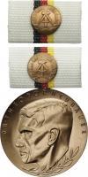 B.0178g Dr. Theodor Neubauer Medaille - Bronze