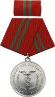 B.0215c Verdienstmedaille Zollverwaltung Silber