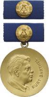B.0295a Kurt-Barthel-Medaille