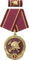 B.0298a  Brandschutz Ehrenzeichen