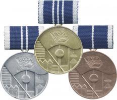 B.0300-302 FDJ - Zentrales Jugendobjekt Gold-Silber-Bronze