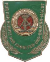 B.0361e MdI Plakette für vorbildliche Arbeit (für Kollektive)