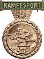 B.0364 Kampfsportabzeichen Polizei Stufe III
