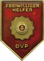B.0381 Freiwillige Helfer der DVP