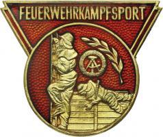B.0407 Feuerwehrkampfsport Gold