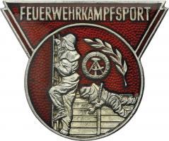 B.0408 Feuerwehrkampfsport Silber