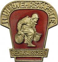 B.0465 Bezirksausscheid Feuerwehrstaffette Gold