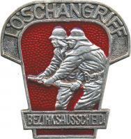 B.0469 Bezirksausscheid Löschangriff Silber