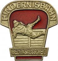 B.0471 Bezirksausscheid Hindernisbahn Gold