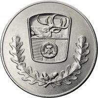B.0603 Hegemedaille im Jagdwesen der DDR