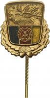 B.0605d Ehrennadel im Jagdwesen der DDR Stufe Gold