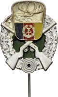 B.0612b Schießabzeichen für Jäger Stufe Silber