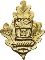 B.0624 Jagdhundeführer der DDR Stufe Gold