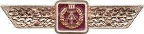 B.0735b Klass. Abzeichen Land- und Seestreitkräfte Stufe III