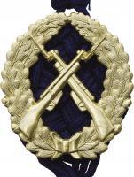 B.0811 NVA Schützenschnur Marine - Schützenwaffen