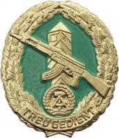 B.0867 NVA Reservistenabzeichen Grenztruppen